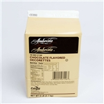 Ambrosia Chocolate Flavored Decorettes - 6 Lb.