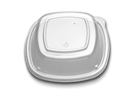 High Dome Forum Plate Lid Clear - 7 in.
