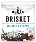Dukes Traditional Sea Salt Beef Steak Strips Case - 2.5 Oz.