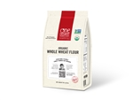 Organic Whole Wheat Flour - 80 Oz.