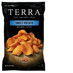 Terra Crinkle Sweets With Sea Salt Chips - 6 Oz.