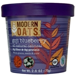 Goji Blueberry All Natural Oatmeal - 75 Gr.