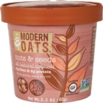 Nuts and Seeds All Natural Oatmeal - 65 Gr.