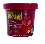 5 Berry All Natural Oatmeal - 65 Gr.