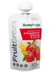 Fruitbreak Snacks Strawberry and Banana - 4.2 Oz.