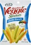 Sensible Portions Veggie Straw Ranch - 1 Oz.