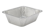 Tru-Fit Extra Deep Half Size Steam Table Aluminum Foil Pan