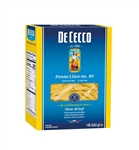 Enriched Macaroni Penne Lisce - 1 Lb.