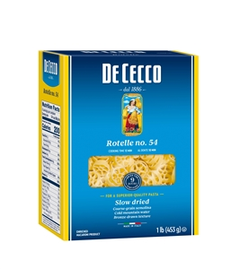 Enriched Macaroni Rotelle - 1 Lb.