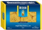 Enriched Macaroni Angel Hair Nests Pasta - 8.8 Oz.