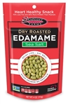 Dry Roasted Edamame bean lightly salted with sea salt - 4 Oz.