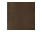 Fashnpoint Flat Pack Chocolate Ultra Ply Color In Depth Napkin - 15.5 in. x 15.5 in.