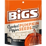 Bigs Cracked Pepper Pumpkin Seeds Case - 5 Oz.
