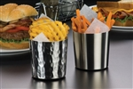 Stainless Steel Fry Cups