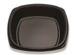Forum Deep Plate Black - 10 in.