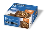 Detour Whey Protein Low Sugar Chocolate Chip Caramel Bar - 1.5 Oz.