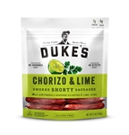 Dukes Chorizo and Lime Smoked Shorty Sausage - 5 Oz.