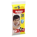 Huggies Snug And Dry Diapers Size 4 Trial