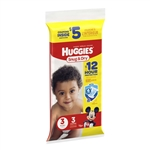 Huggies Snug And Dry Diapers Size 3 Trial