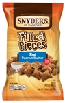 Peanut Butter Filled Pieces Pretzel - 10 oz.