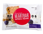 Corazonas Blueberry Heartbar - 1.76 Oz.