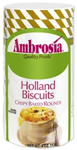 Ambrosia Holland Biscuits - 4 Oz.