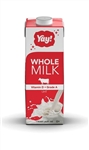 Whole Milk Ultra High Temperature Aseptic - 32 Oz.