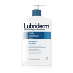 Lubriderm Normal To Dry Skin Daily Moisture - 16 Fl. Oz.