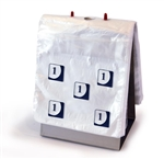 Food Storage Portion Bag - 6.37 in. x 7 in.