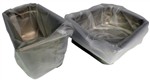 HDPE Pan Liner - 13 in. x 19 in.