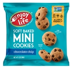Soft Baked Chocolate Chip Mini Cookies - 6 Oz.