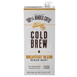 Steep 18 Breakfast Blend Cold Brew Coffee - 32 Fl. Oz.