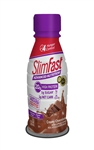 SlimFast Advanced RTD Creamy Milk Chocolate - 11 Fl. Oz.