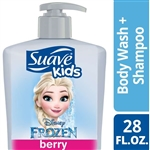 Suave Kids Disney Frozen Strawberry Shampoo Conditioner
