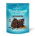 Sheila G's Almond Sea Salt Dark Thindulgent - 4.7 Oz.