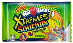 Airheads Xtremes Sourfuls Rainbow Berry Candy - 2 Oz.