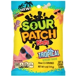 Sour Patch Kids Soft Candy Tropical Fat Free - 5 Oz.