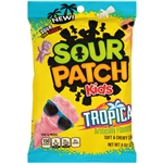Sour Patch Kids Soft Candy Tropical Fat Free - 8 Oz.