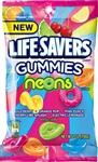 Lifesavers Gummies Neons Peg - 7 Oz.
