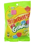 Starburst Gummies Sours Peg - 5.8 Oz.