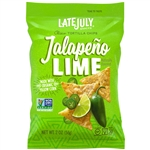 Clasico Jalapeno Lime Tortilla Chips - 2 Oz.