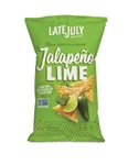 Tortilla Chips Clasico Jalapeno Lime - 2 Oz.