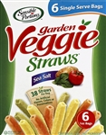 Sensible Portions Vegetable Straws Snack - 6 Oz.