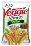 Sensible Portions Sea Salt Veggie Straws - 12 Oz.