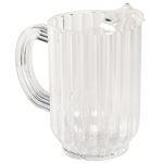 Plastic Water Pitcher - 32 oz.