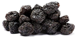 Prunes Dried Pitted - 25 Lb.