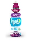 Good2grow Single Serve Juicy Waters Grape - 6 Oz.