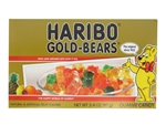 Haribo Gummies Gold-Bears Theater Box - 3.4 Oz.