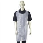 Lightweight Poly Apron Boxed - 28 in. x 46 in.