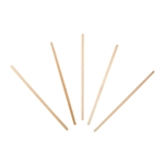 Wood Coffee Stirrers - 7.5 in.